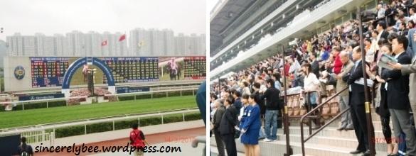 Scoreboard & Crowd